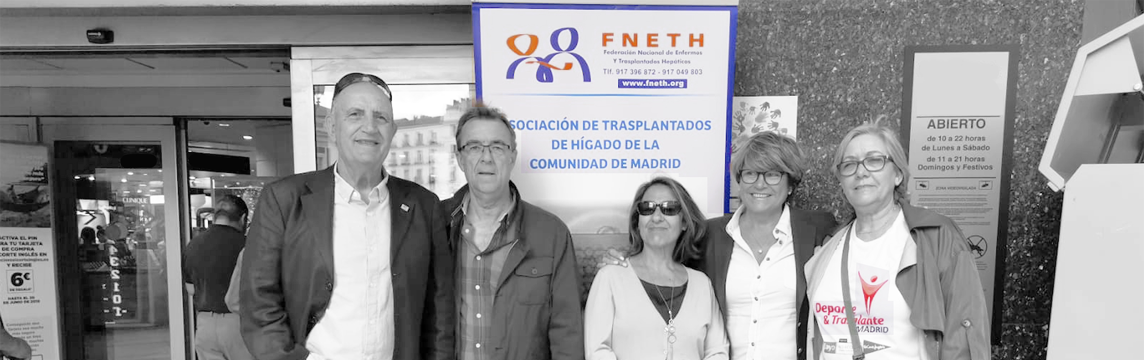 trasplantes de órganos España