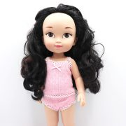 muñecas con pelo largo