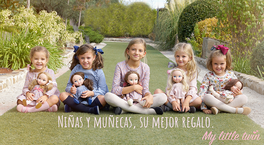 entrevista agencia efe - My little twin